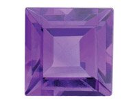 Amethyst,-Square,-3x3mm