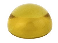 Citrine,-Round-Cabochon,-8mm