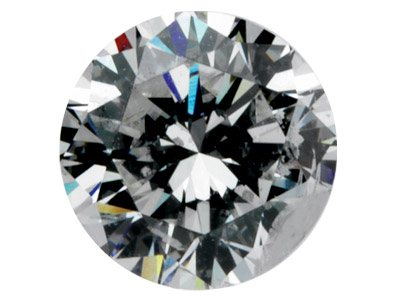 Diamond, Round, H-ip2, 2pt1.7mm