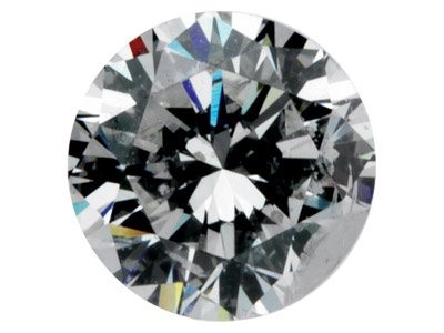 Diamond, Round, H/si, 10pt/3mm,    0.090-0.115cts