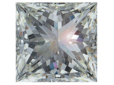 Diamond, Princess, G/si 10pt/2.5mm