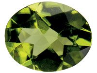 Peridot,-Oval,-8x6mm