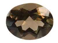Smokey-Quartz,-Oval,-14x12mm