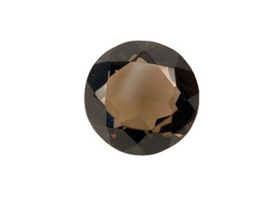Smokey Quartz, Round, 18mm