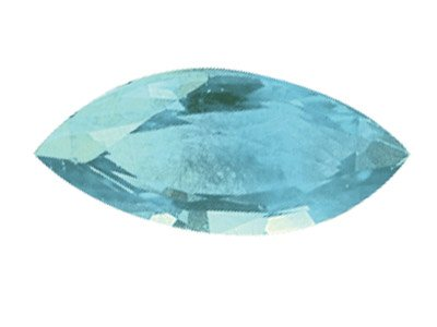 Sky Blue Topaz, Marquise, 8x4mm,   Treated