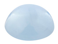 Sky-Blue-Topaz,-Round-Cabochon-4mm,-T...