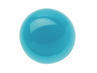 Turquoise,-Round-Cabochon-10mm,----St...