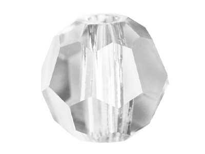 Swarovski Crystal Pack of 12,      Round, 5000, 6mm, Crystal
