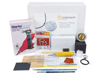 Precious-Metal-Clay,-Super-Starter-Kit