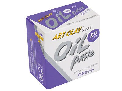 Art Clay Silver Oil Paste - 10g