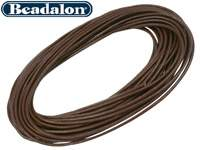 Greek-Leather-Cord,-Brown-2mm-X-5m-By...