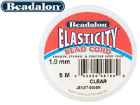 Elasticity-1.0mm-X-5m-Clear--------El...