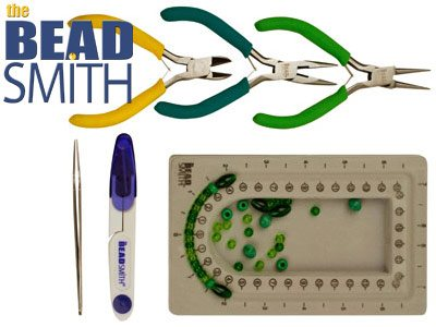Beadsmith Beaders Mini Travel Kit