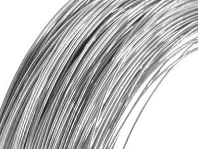 18wnc Round Pin Wire 1.00mm Fully  Hard, Coils