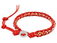 Red-Crystal-And-Leather-Wrap-Around-S...