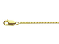 18ct-Yellow-25-Spiga-18--45cm------Ha...