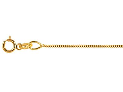 18ct Yellow Gold Finished Chain