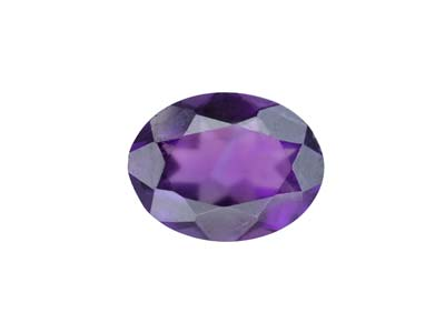 Amethyst, Oval, 9x7mm