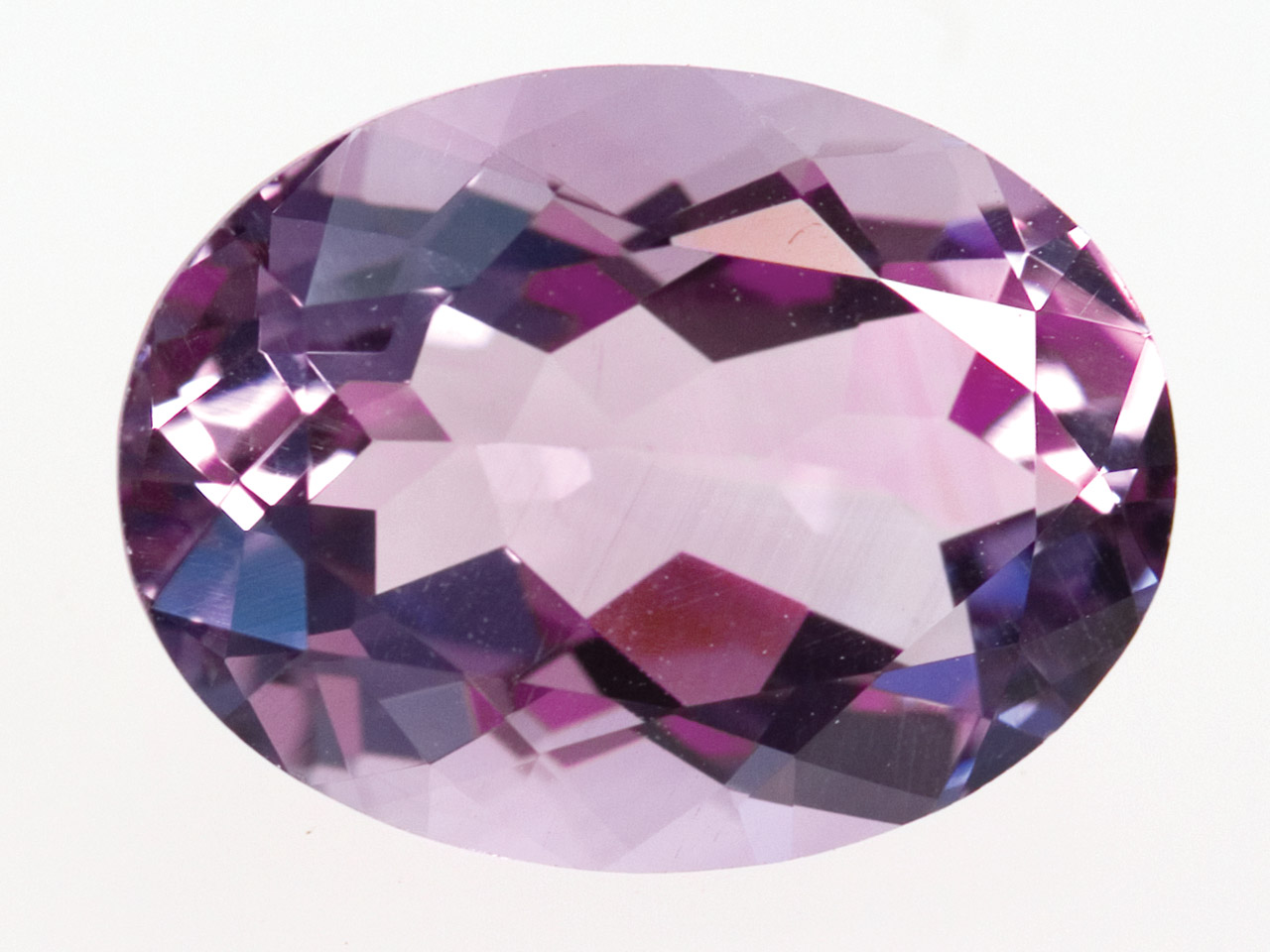 Amethyst, Oval, 16x12mm