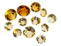 Citrine,-Round,-3mm+-Mixed-Sizes,--Pa...