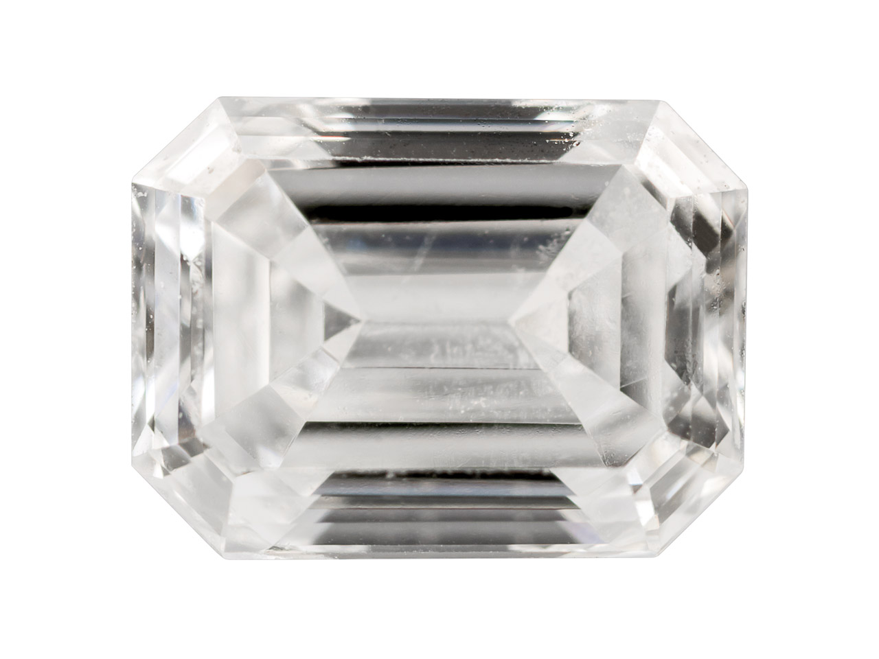 Diamond, Emerald Cut, G/vs,        15pt/4x3mm