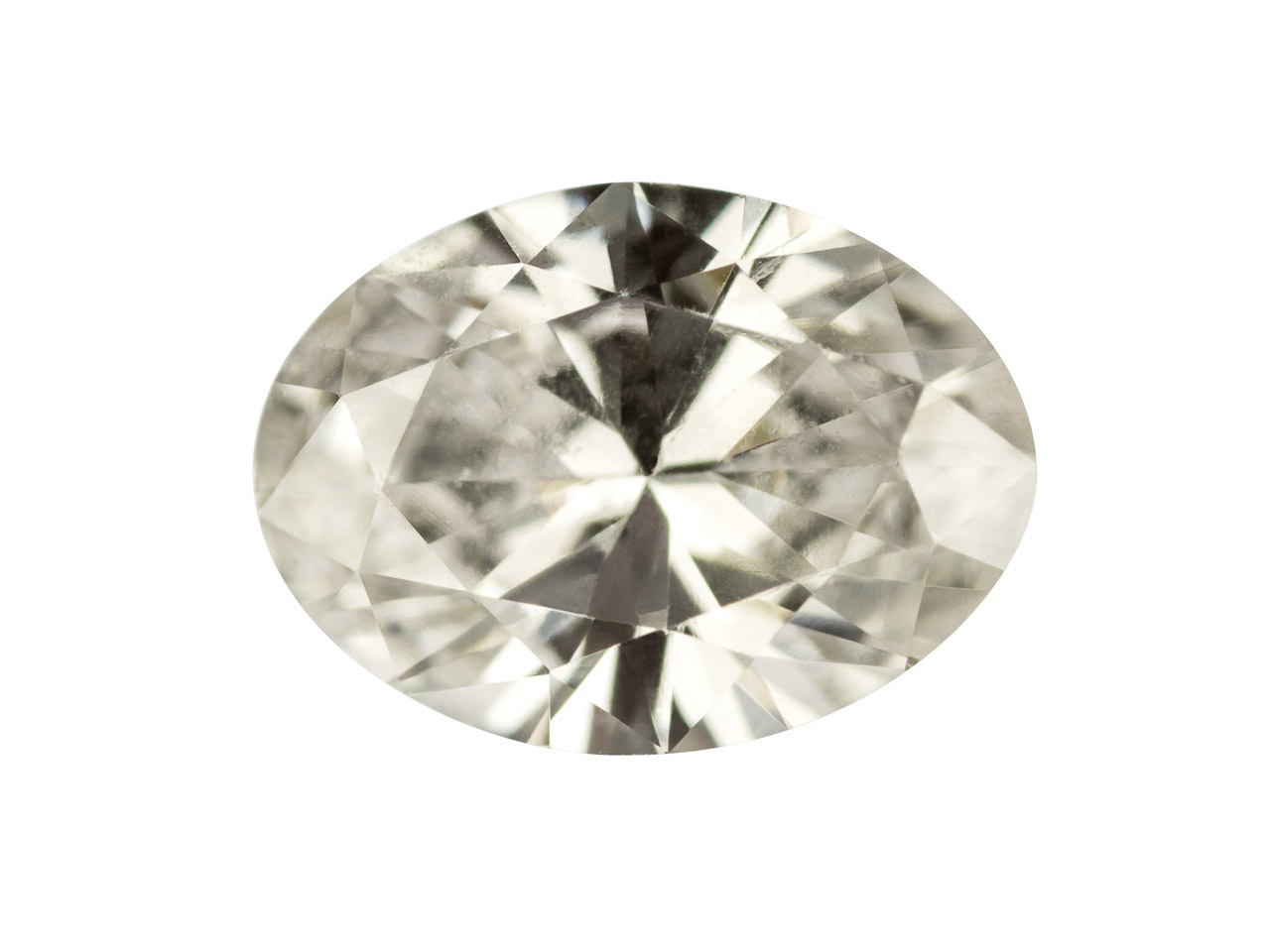 Diamond, Oval, H/si, 10pt/3x2mm