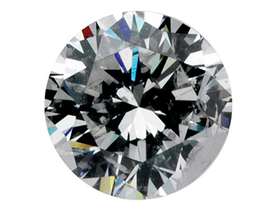 Diamond, Round, Hsi, 8pt2.75mm