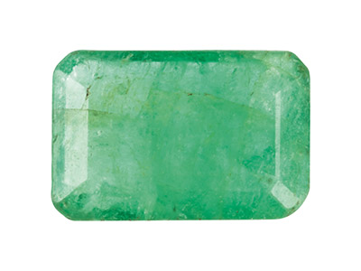 Emerald,-Octagon,-6x4mm