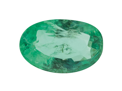 Emerald,-Oval,-5x3mm