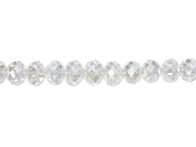 Crystal-Faceted-Rondelle-Clear-Ab--8x...