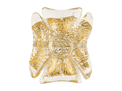 Clear-Flat-Flower-With-Gold-Foil---Eu...