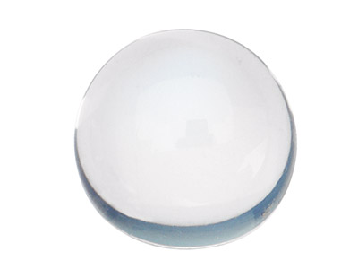 Moonstone, Round Cabochon 3mm