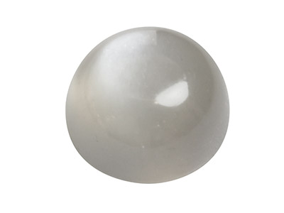 Grey Moonstone, Round Cabochon 8mm