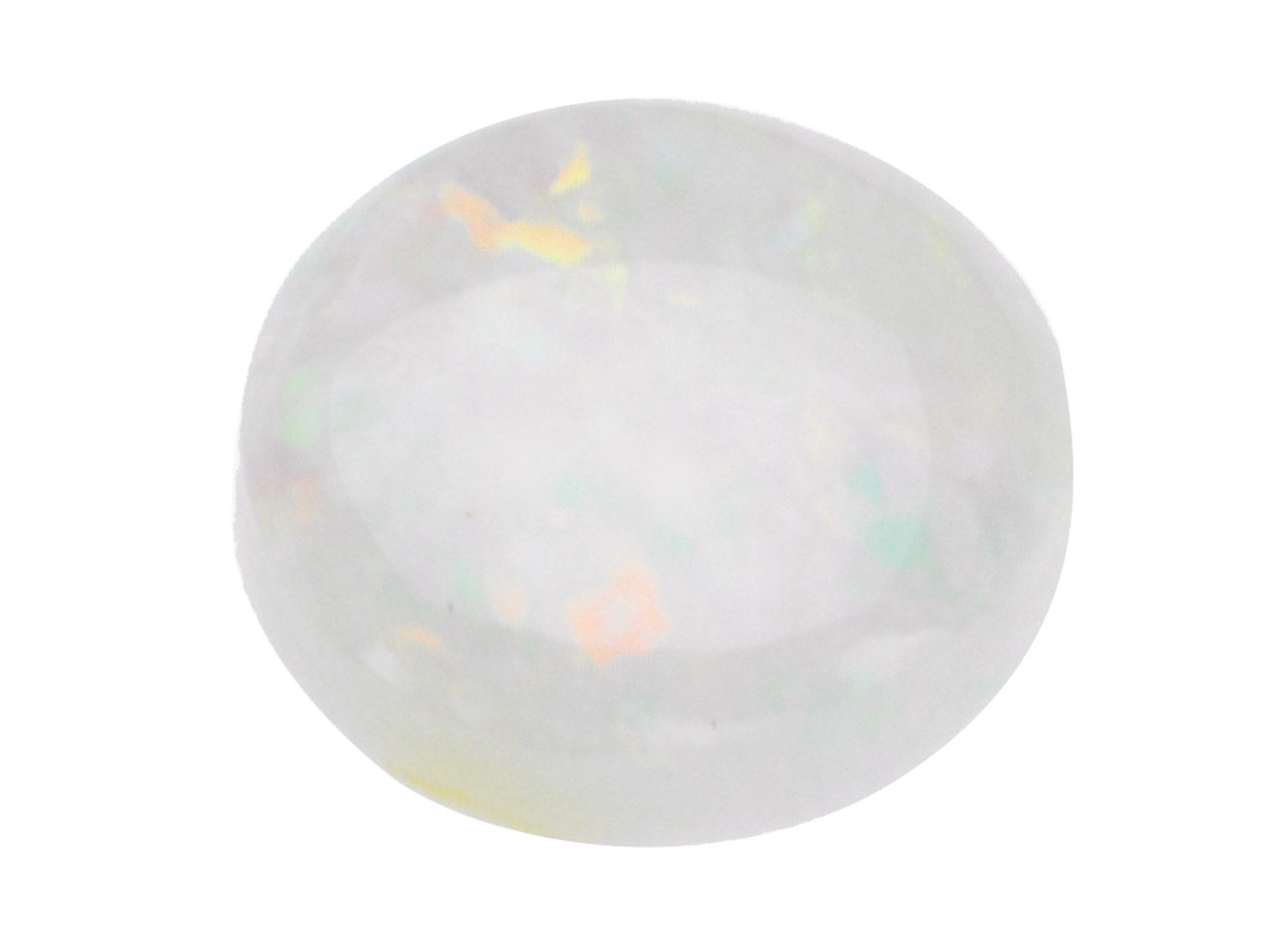 Opal, Round Cabochon 4mm