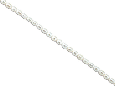 Freshwater Pearls 2mm 40cm String