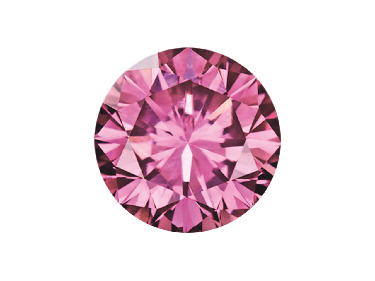 Pink Sapphire, Round, 2mm - cooksongold.com