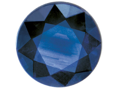 Sapphire, Round, 1.5-3mm Mixed Sizes