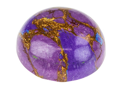 Purple-Simulated-Turquoise,-Round--Ca...