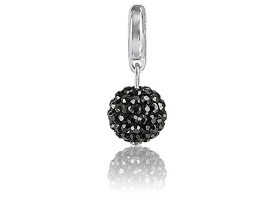Swarovski-Becharmed-Pave-Ball------Ch...