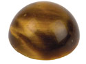Tiger-s-eye,-Round-Cabochon-8mm