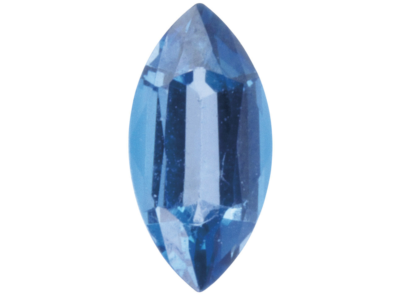 London Blue Topaz, Marquise, 8x4mm, Treated