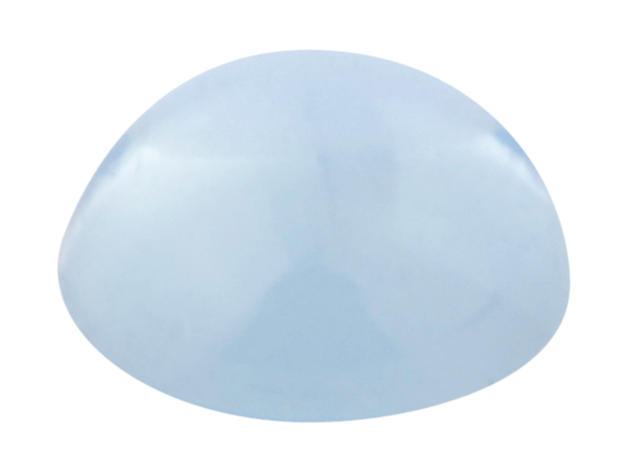 Sky Blue Topaz, Round Cabochon 5mm, Treated