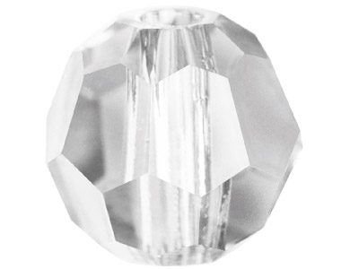 Swarovski Crystal Pack Of 12 Round 5000 3mm Clear