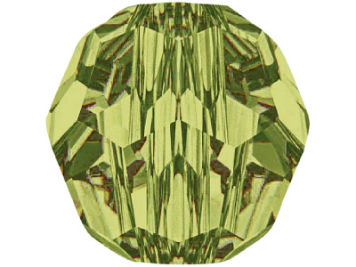Swarovski Crystal Pack of 12,      Round, 5000, 4mm Olivine