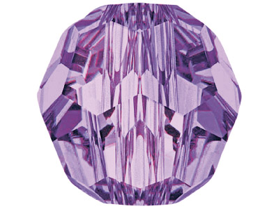 Swarovski Crystal Pack Of 12 Round 5000 4mm Tanzanite