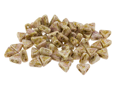 Kheops-Puca-6mm-Czech-Beads,-Opaque-M...