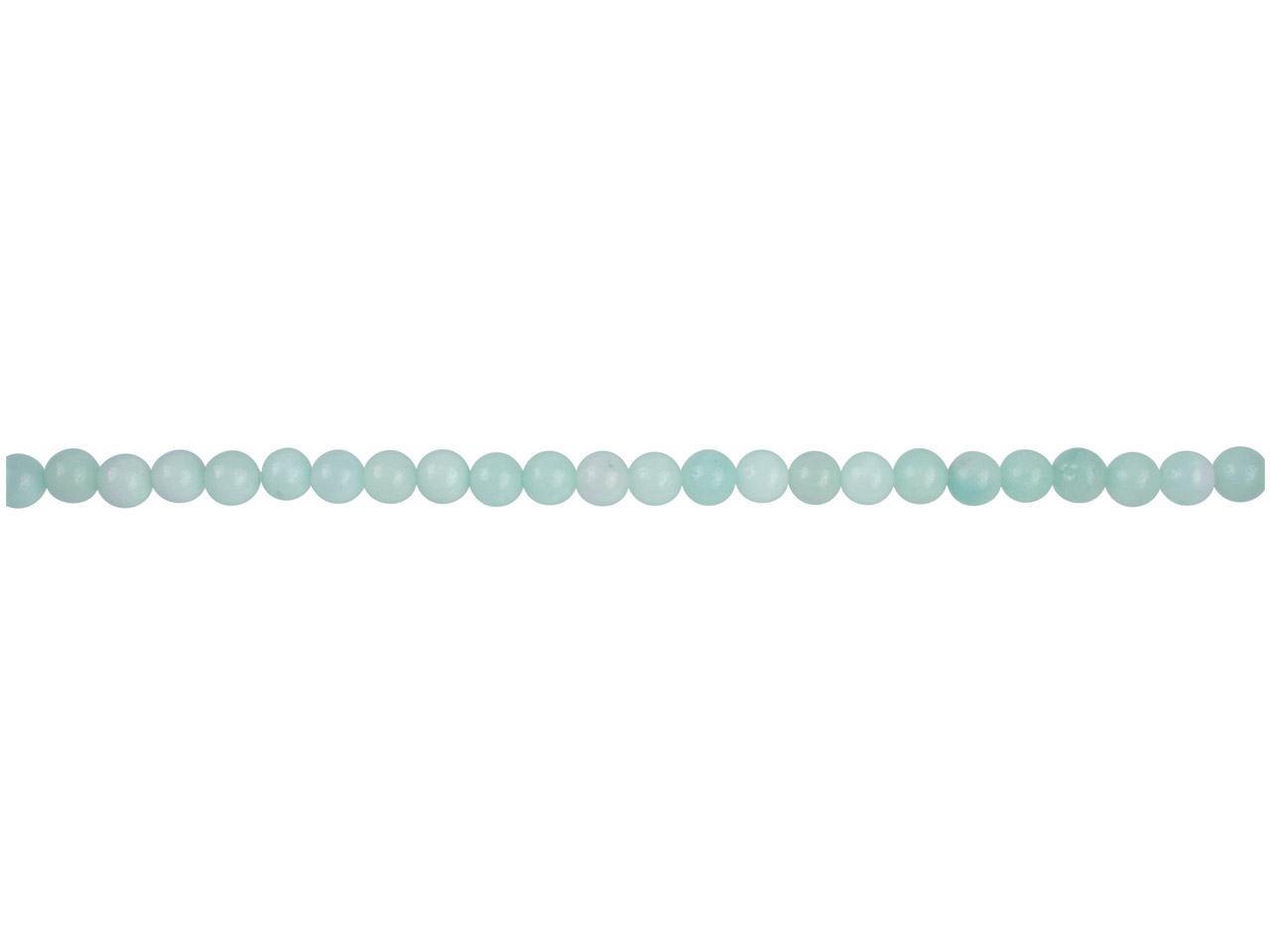 Amazonite Semi Precious Round Beads 4mm, 16