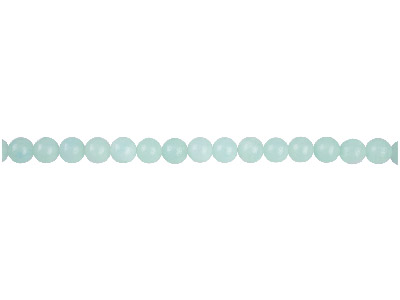 Amazonite Semi Precious Round Beads 6mm, 1640cm Strand