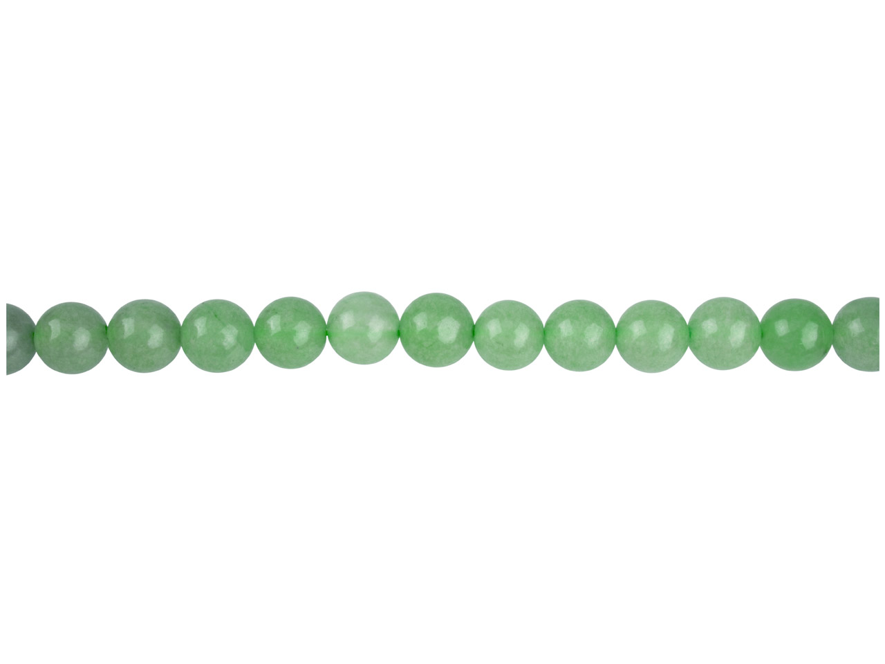 Green Aventurine Semi Precious     Round Beads 8mm, 16