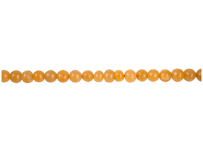 Red Aventurine Semi Precious Round Beads 6mm, 1640cm Strand